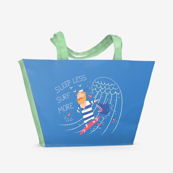 Пляжная сумка «Серфер»