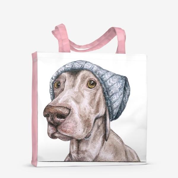 Сумка-шоппер «BIG BOSS собака»