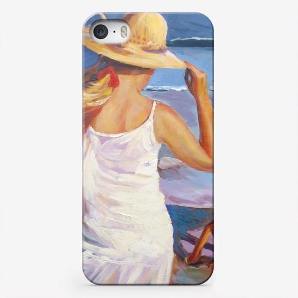 Чехол iPhone «На пляже»