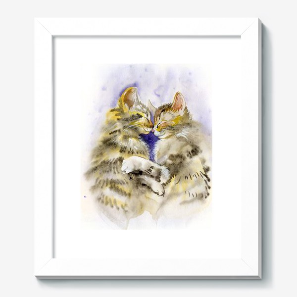 Картина «Котообнимашки»