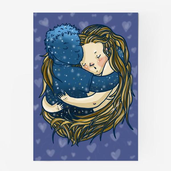 Постер «Ты мой мир»