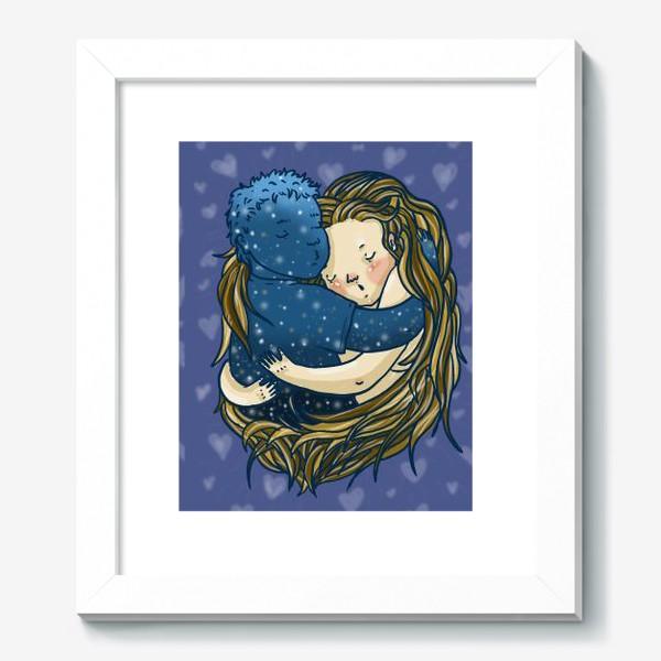 Картина «Ты мой мир»