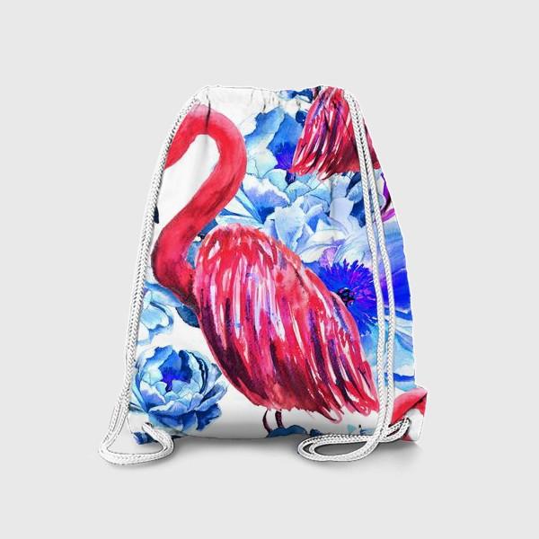 Рюкзак «Фламинго»