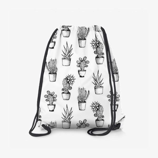 Рюкзак «Кактусы»