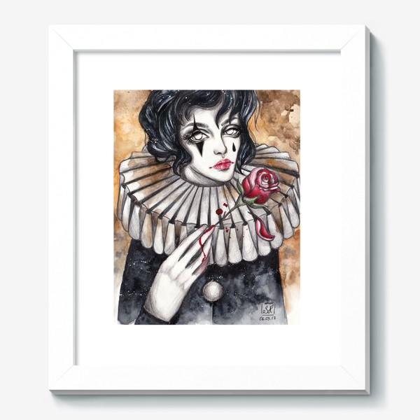 Картина «Пьеро »