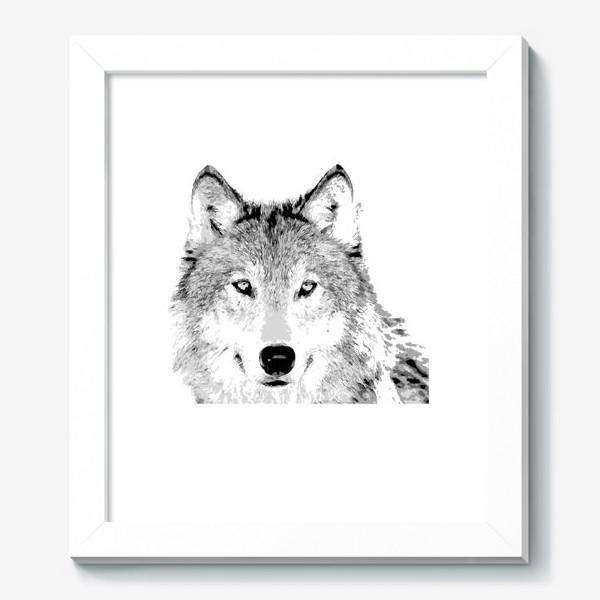 Картина «Паттерн Волк»