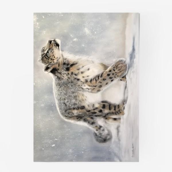Постер «Снежный Барс»
