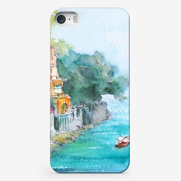 Чехол iPhone «Dream place»