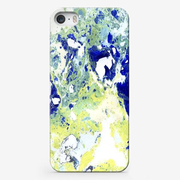 Чехол iPhone «Уральские самоцветы 3»