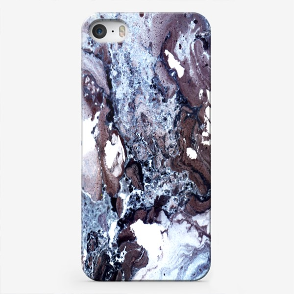 Чехол iPhone «Уральские самоцветы 2»