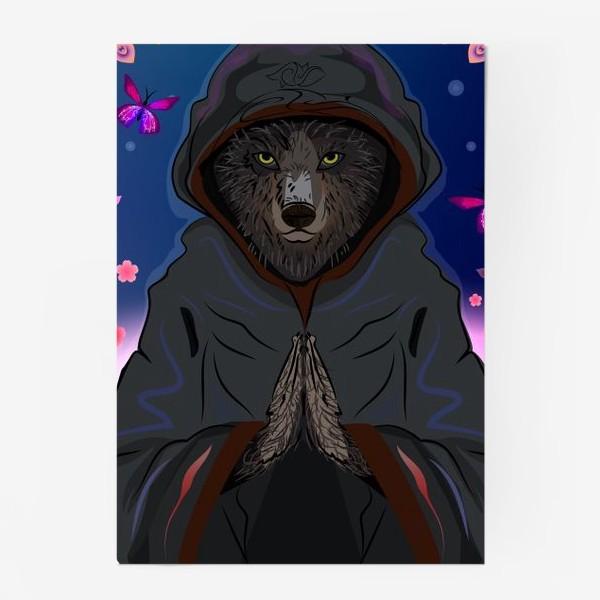 Постер «Волк-отшельник»