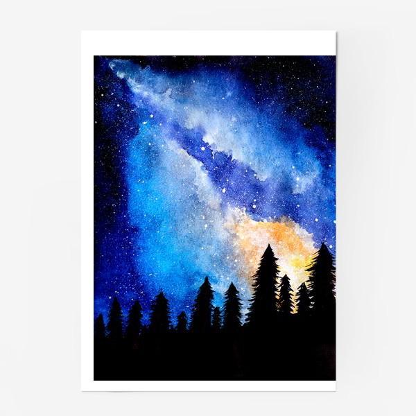 Постер «Млечный путь»