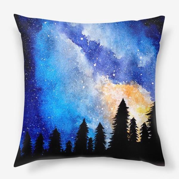 Подушка «Млечный путь»