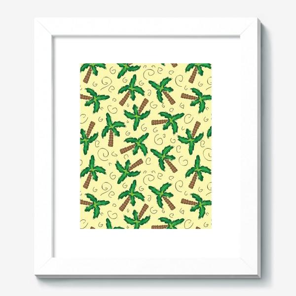 Картина «Пальмы»