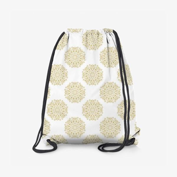 Рюкзак «Декоративный орнамент. Паттерн»