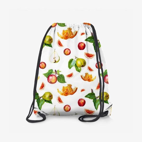 Рюкзак «Фрукты »