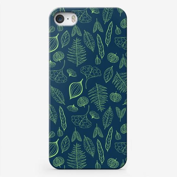 Чехол iPhone «Jungle Night»