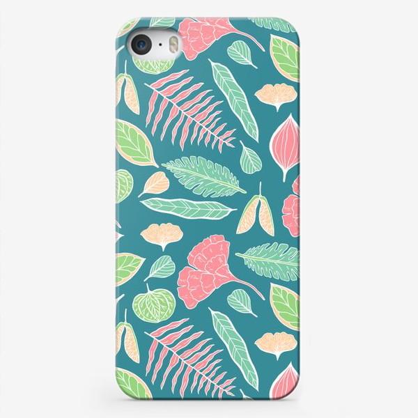 Чехол iPhone «Sweet Jungle»