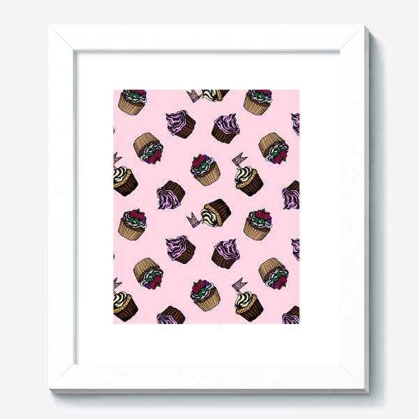 Картина «Desserts.Pink»