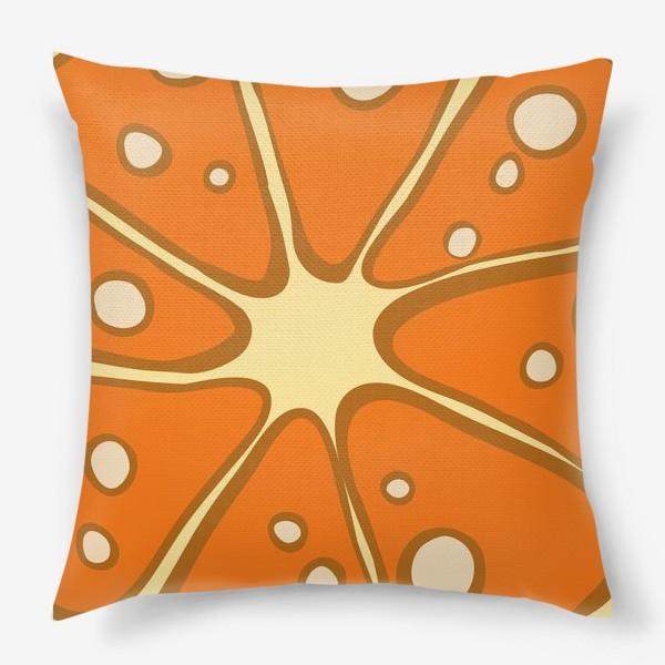 Подушка «Мандарин»