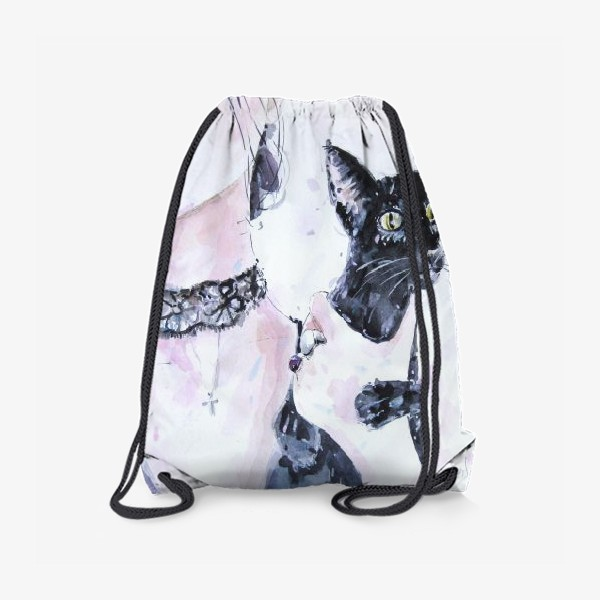 Рюкзак «Кошка»