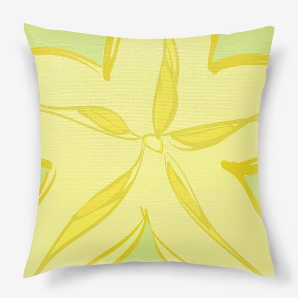 Подушка «Карамбола»