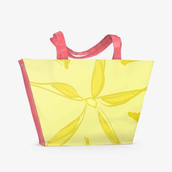 Пляжная сумка «Карамбола»