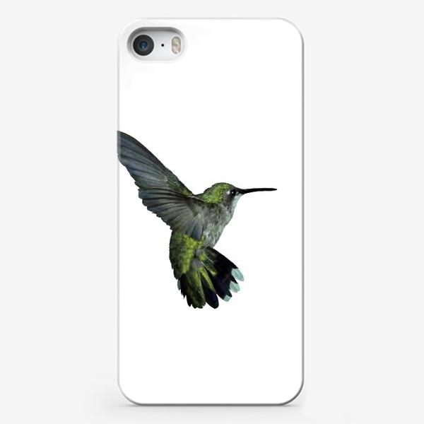 Чехол iPhone «Колибри»
