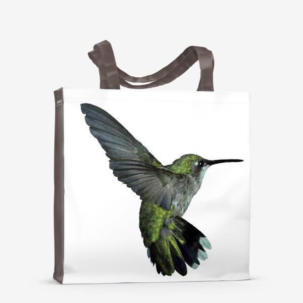 Сумка-шоппер «Колибри»