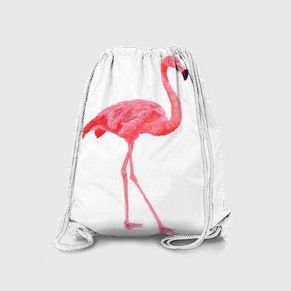 Рюкзак «Розовый фламинго»