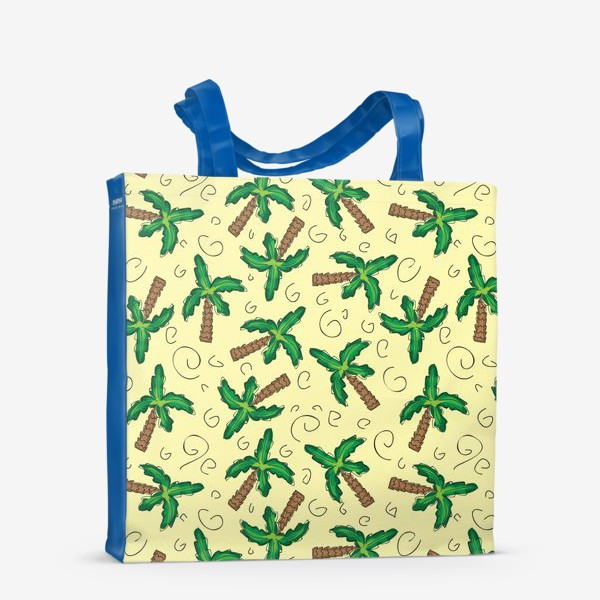 Сумка-шоппер «Пальмы»