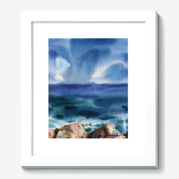 Картина «Только шум моря »