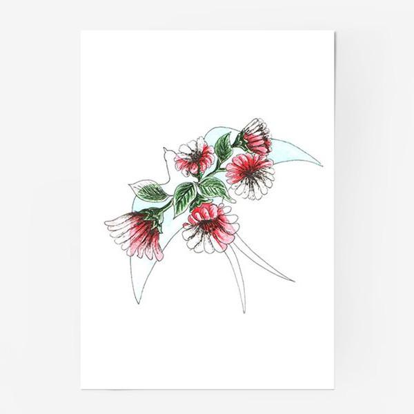 Постер «Птица-Весна»
