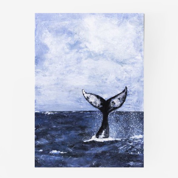 Постер «Хвост кита»