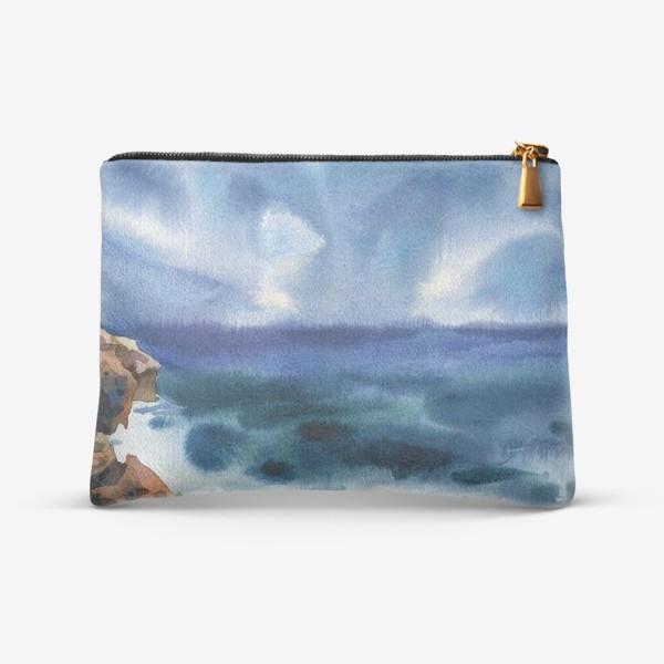 Косметичка «Только шум моря »
