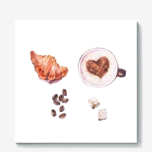 Холст «кофебрэйк»