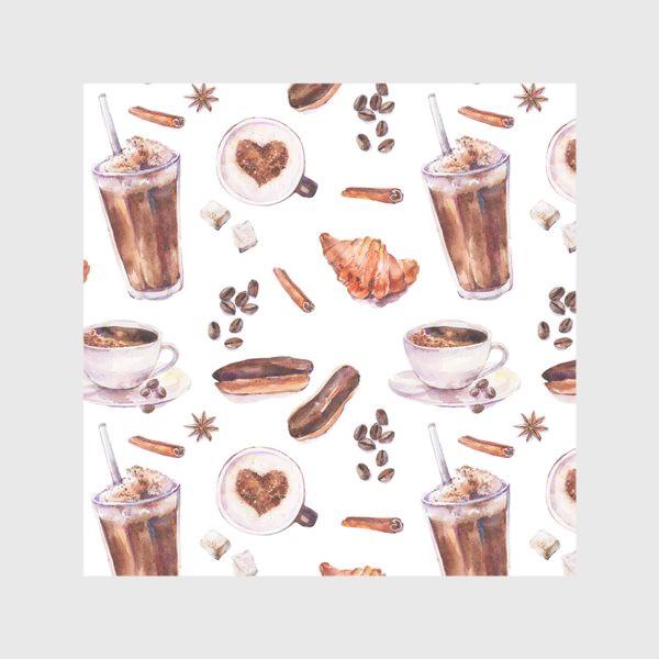 Скатерть «кофе»