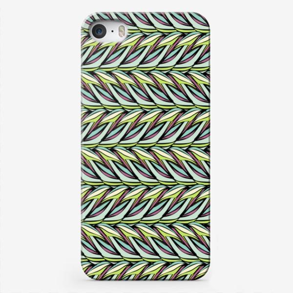 Чехол iPhone «Для любителей острых ощущений :)»