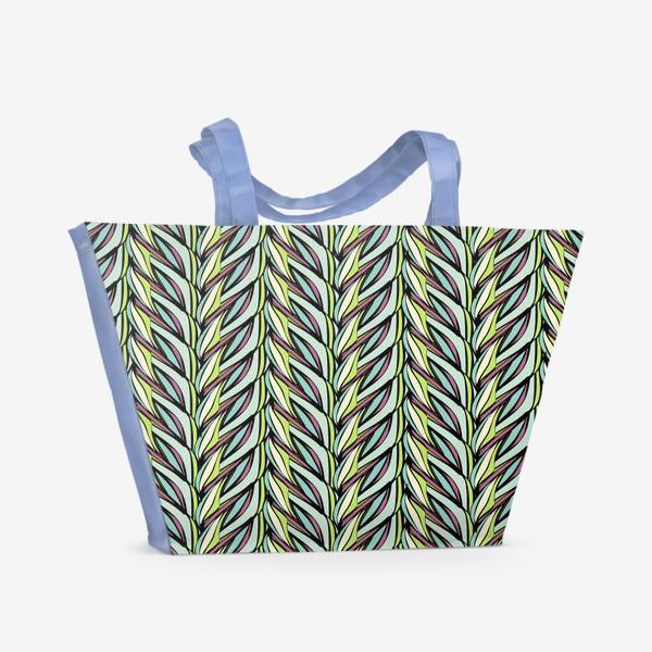 Пляжная сумка «Для любителей острых ощущений :)»