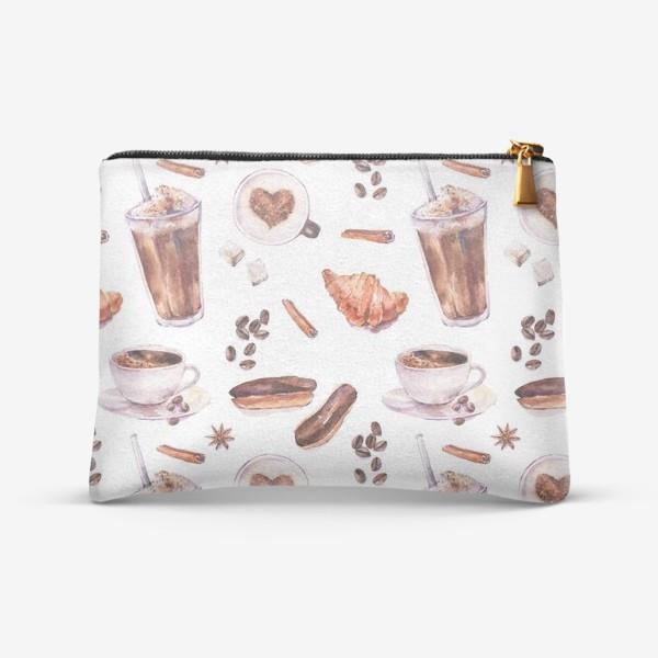Косметичка «кофе»