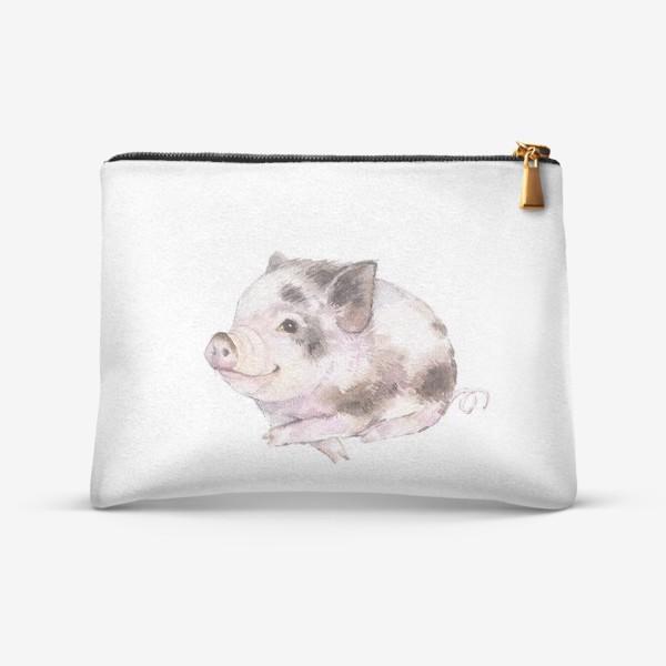 Косметичка «Маленькая свинка 1»