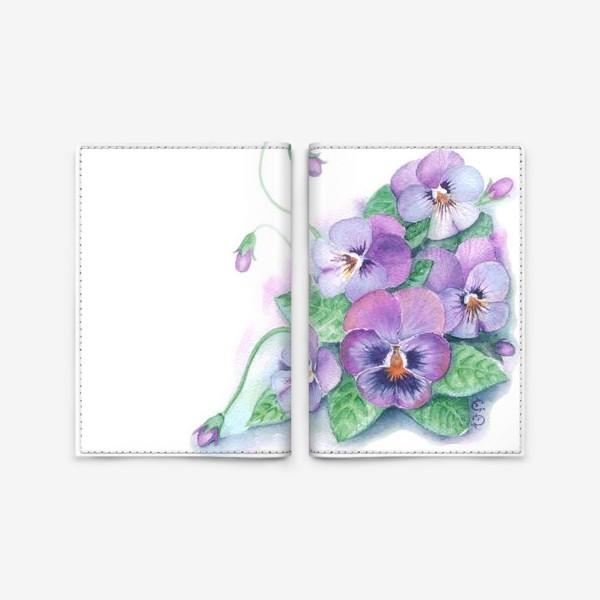 Обложка для паспорта «Ностальжи»