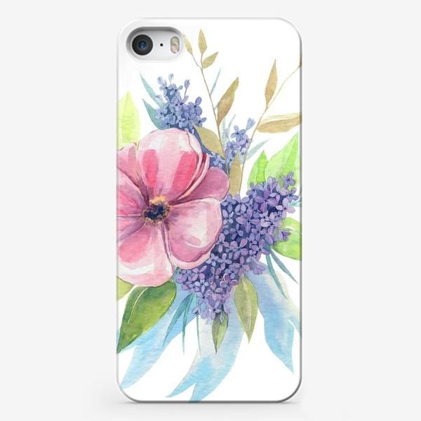 Чехол iPhone «весеннее настроение»