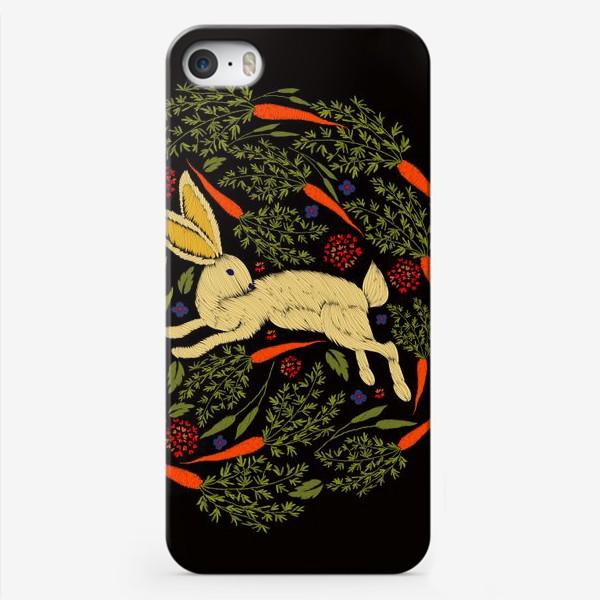 Чехол iPhone «Easter Bunny»