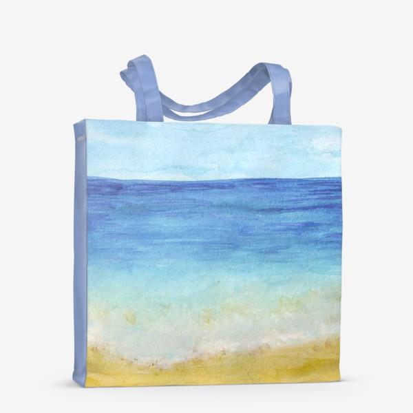 Сумка-шоппер «пляж»