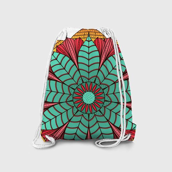 Рюкзак «Волшебный лотос»