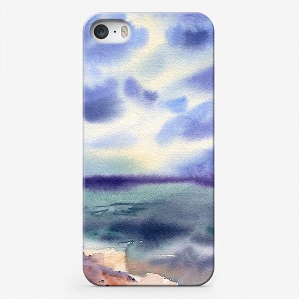 Чехол iPhone «Перед грозой»