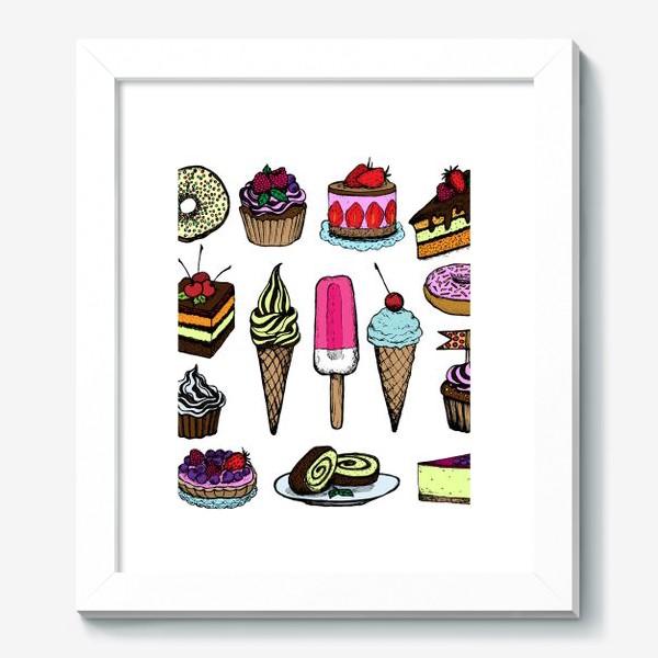 Картина «Десерты»