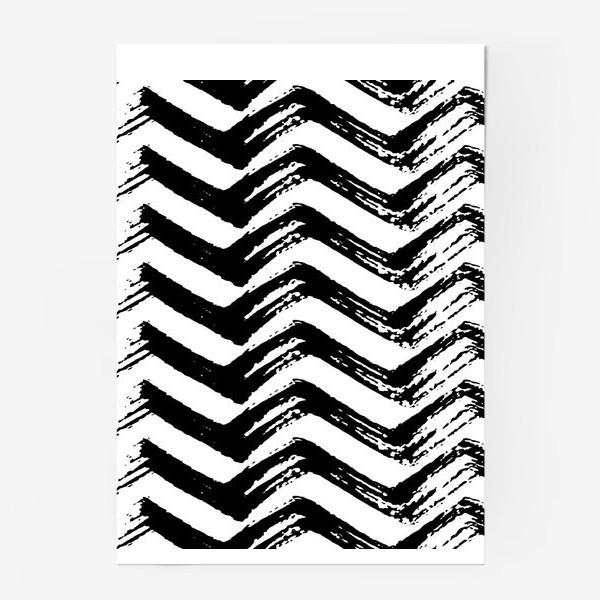 Постер «Зигзаги»