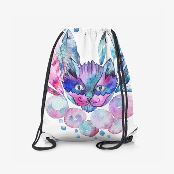 Рюкзак «Космический кот»